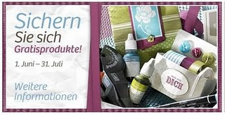 Stampin`Up Angebot 06/07