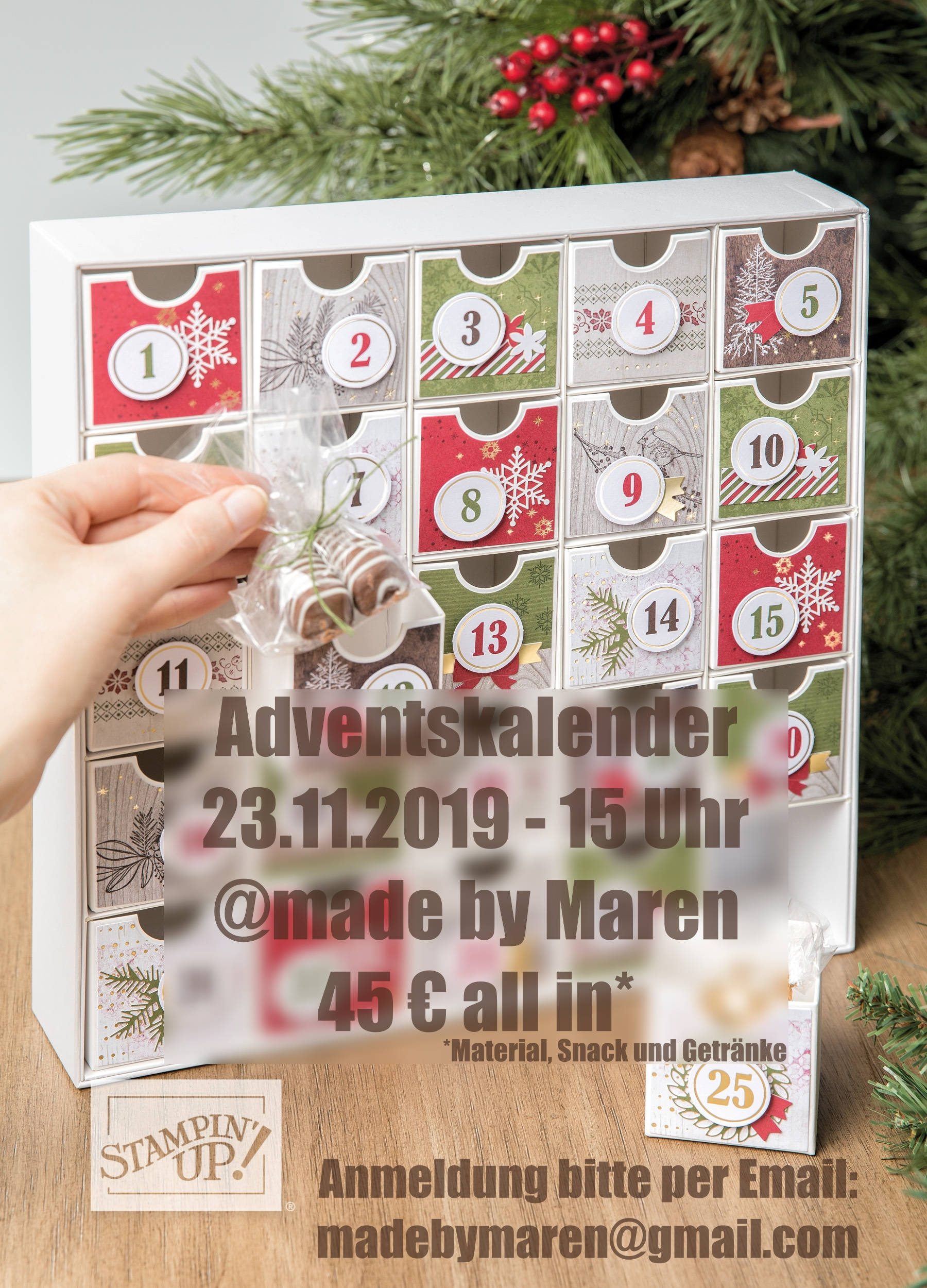 Adventskalender @ ...made by Maren