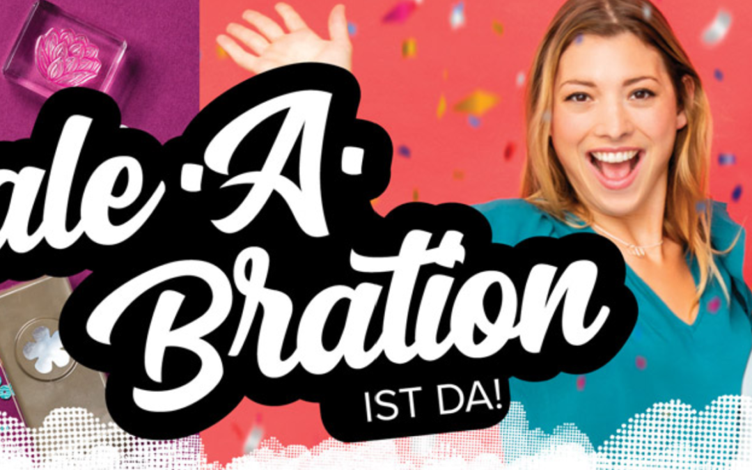 Sale-A-Bration 2020 – whoop whoop!